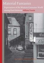 Boek cover Material Fantasies van DR. Milena Veenis