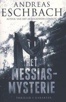 Omslag Het messias mysterie