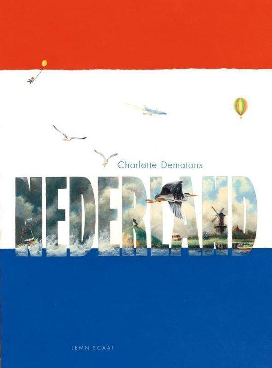Boek cover Nederland van Charlotte Dematons (Hardcover)