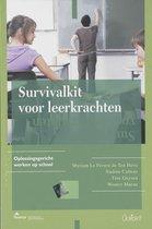 Survivalkit voor leerkrachten