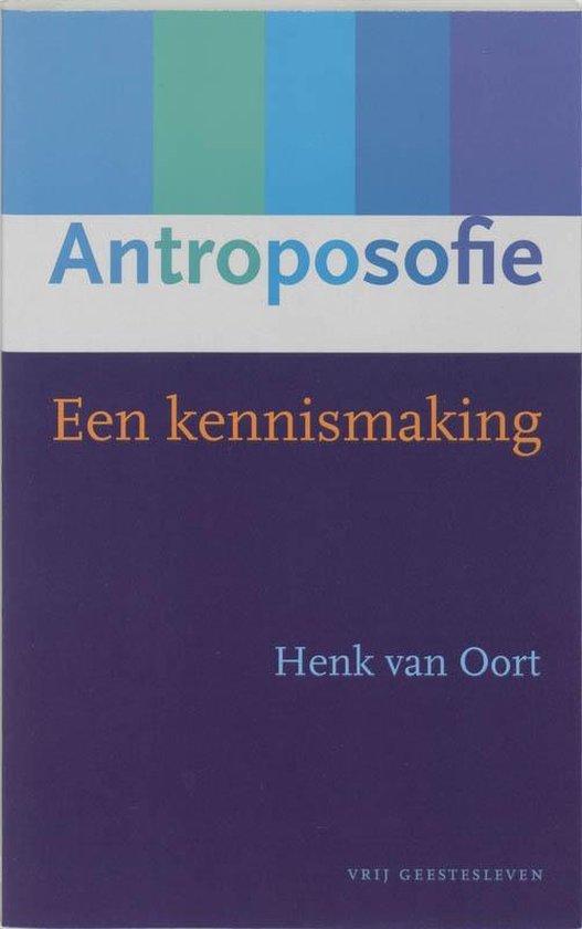 Omslag van Antroposofie