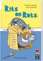 Hoera, ik kan lezen!  -   Rits en Rats