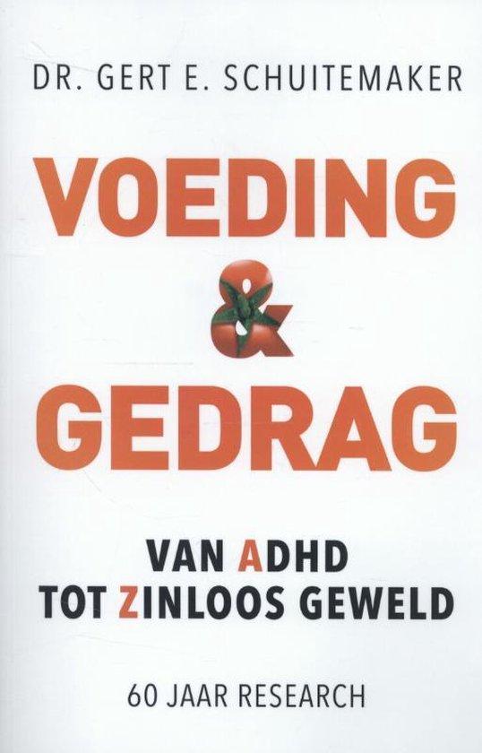 Boek cover Ortho Dossier  -   Voeding & gedrag van Gert E. Schuitemaker (Paperback)