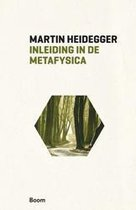 Boek cover Boom klassiek  -   Inleiding in de metafysica van Martin Heidegger