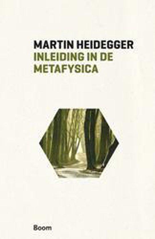 Boek cover Boom klassiek  -   Inleiding in de metafysica van Martin Heidegger (Paperback)