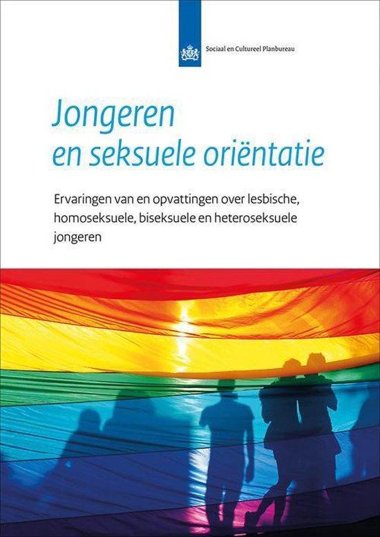 SCP-publicatie 2014-35 -   Jongeren en seksuele oriëntatie