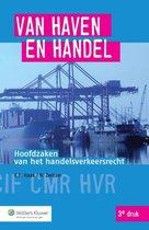 Boek cover Van haven & handel van K.F. Haak