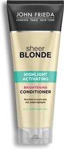 John Frieda Sheer Blonde Highlight Activating - 250 ml - Conditioner