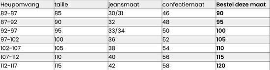 Mooie pantalon riem donkerbruin 3.5 cm breed - Bruin - Casual - Leer - Taille: 120cm - Totale lengte riem: 135cm - Unisex riem