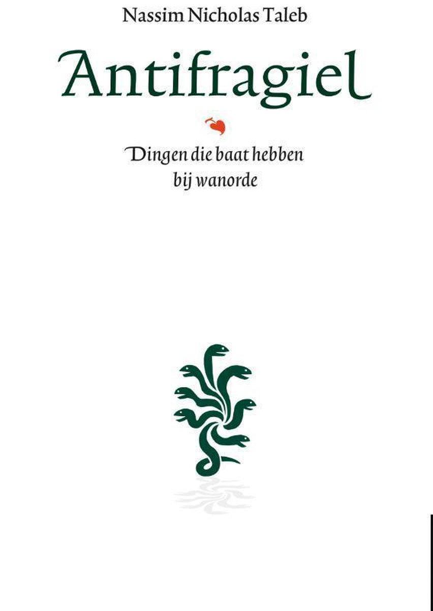 Incerto  -   Antifragiel