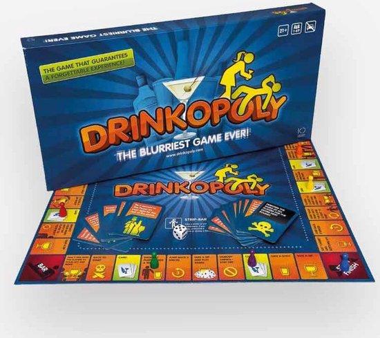 Drinkopoly Bordspel Drankspel