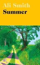 Boek cover Summer van Ali Smith