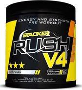 Stacker 2 Rush V4 60 servings-Lemon