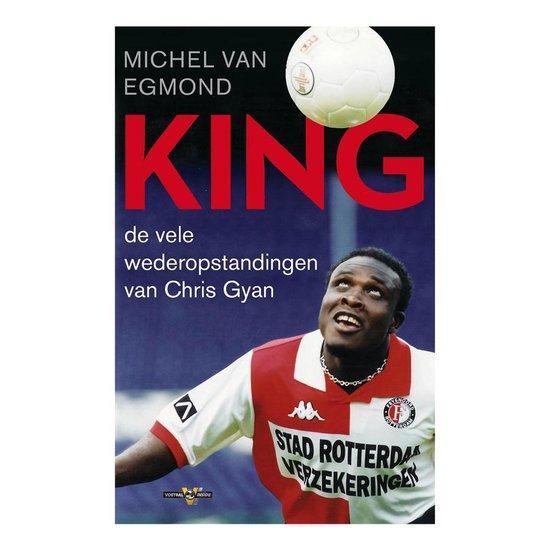 Boek cover King van Michel van van Egmond (Paperback)