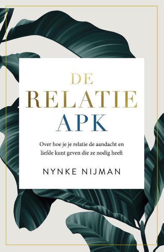 De relatie-apk - Nynke Nijman |