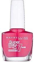 Maybelline SuperStay 7days - 190 Pink Volt - Roze - Nagellak