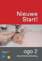 Boek cover Nieuwe Start! OGO deel 2 Docentenhandleiding van Ncb