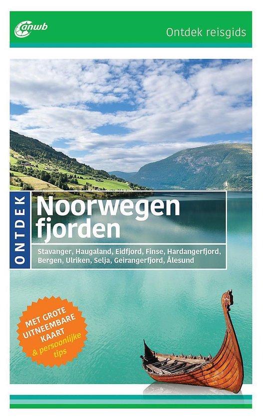 Ontdek reisgids - Noorwegen fjorden - Marie Helen Banck  