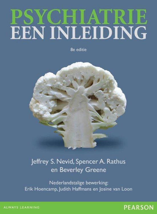 Psychiatrie, een inleiding - Jeffrey S. Nevid  