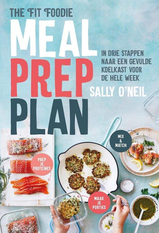 Meal prep plan - Sally O'Neil | Fthsonline.com