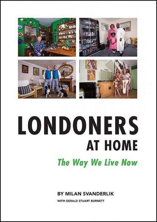 Boek cover Londoners at Home: van Milan Svanderlik (Onbekend)