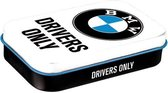 BMW Drivers Only - Pepermunt Blik XL - Mint Box