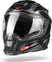 Nexx X.WST2 Supercell Black Silver  Integraalhelm - Motorhelm - Maat S