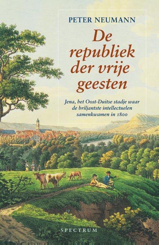De republiek der vrije geesten - Peter Neumann |