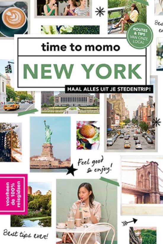 Cover van het boek '100% / New York + stadsplattegrond'