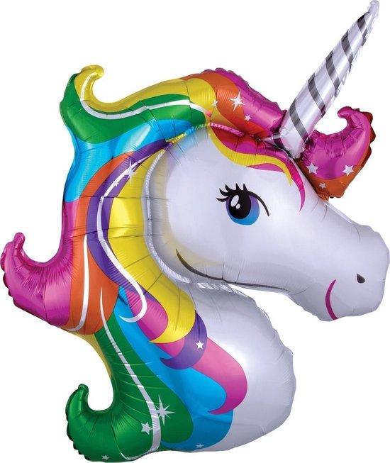 Folieballon - Unicorn