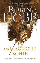 De boeken van de levende schepen 1 - Het Magische Schip