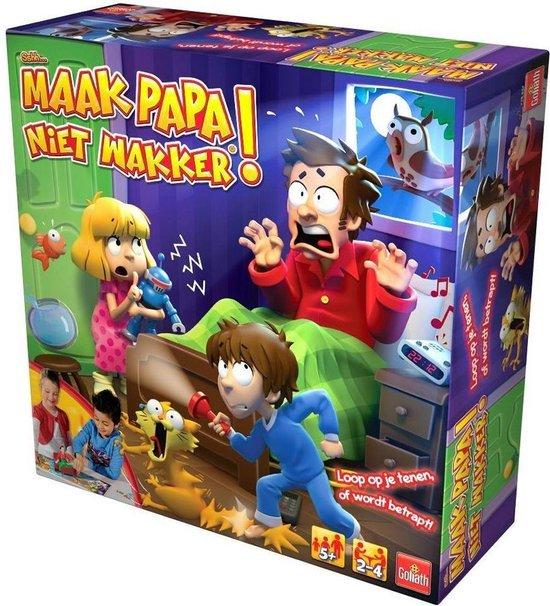 Thumbnail van een extra afbeelding van het spel Sshh Maak papa niet wakker '19