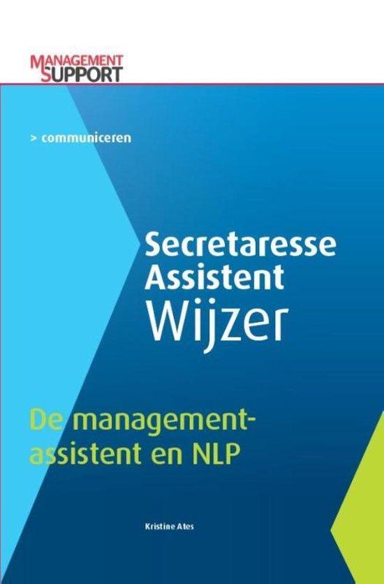 Secretaresse Assistent Wijzer - De managementassistent en NLP - Kristine Ates   Fthsonline.com