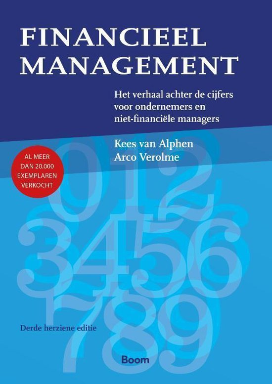 Financieel Management - Kees van Alphen |