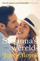 Omslag Suzanna's wereld