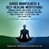 Omslag Guided Mindfulness & Self-Healing Meditations
