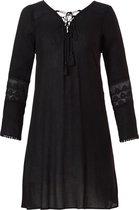 Pastunette Dames Beach Dress Zwart 16201-148-2/999-XL