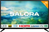 Salora 40LTC2100 - Televisie - LED - Full HD - 40 Inch - HDMI - DVB-C-T2-S2