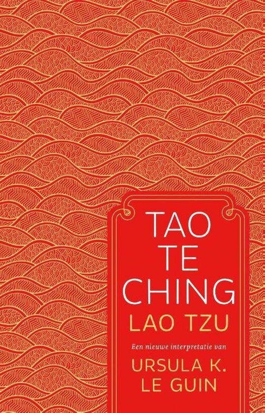 Boek cover Tao Te Ching - Lao Tzu van Ursula K. le Guin (Hardcover)