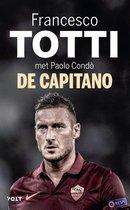 Boek cover De capitano van Francesco Totti (Paperback)