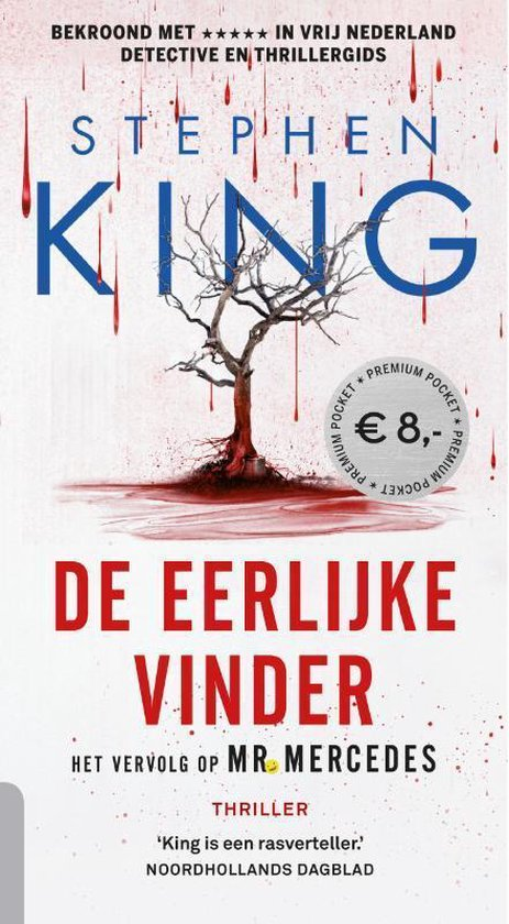 Mr. Mercedes 2 - De eerlijke vinder - Stephen King pdf epub