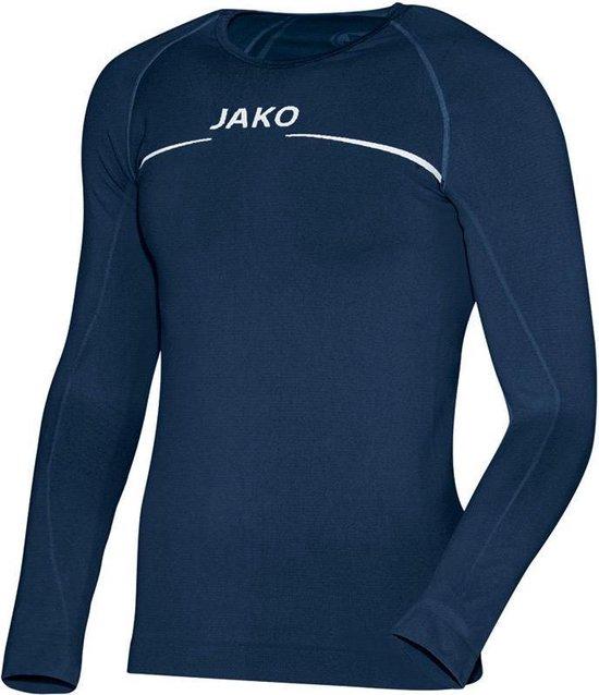 Jako Comfort Thermo Shirt - Thermoshirt  - blauw donker - S