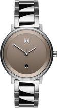 MVMT Signature II D-MF02-S - Horloge - Zilverkleurig - Staal - 34mm