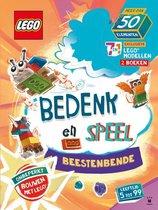 Lego 2 -   LEGO Bedenk en Speel Beestenbende