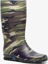 Dunlop army regenlaarzen - Groen - Maat 35