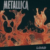 CD cover van Load van Metallica