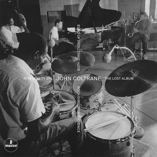 Both Directions at Once: The Lost Album (LP) - John Coltrane