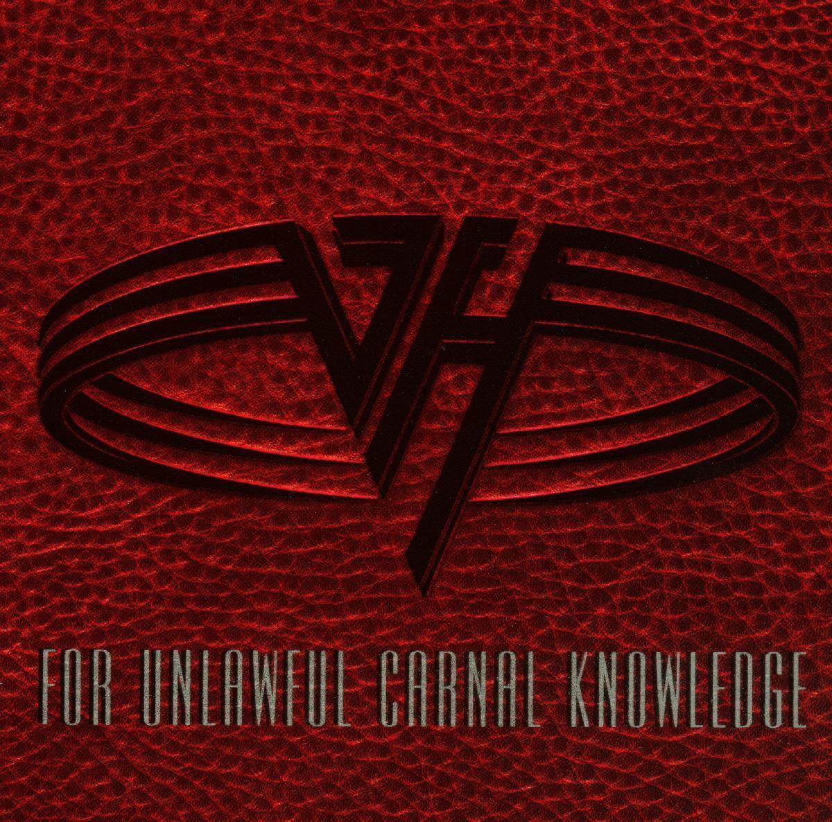 Bol Com For Unlawful Carnal Knowledge Van Halen Cd Album Muziek