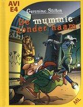 AVI-boeken  -   De mummie zonder naam