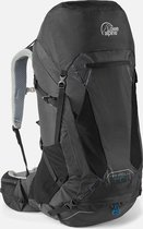 Lowe Alpine Manaslu 65:80l backpack heren M/L - Zwart